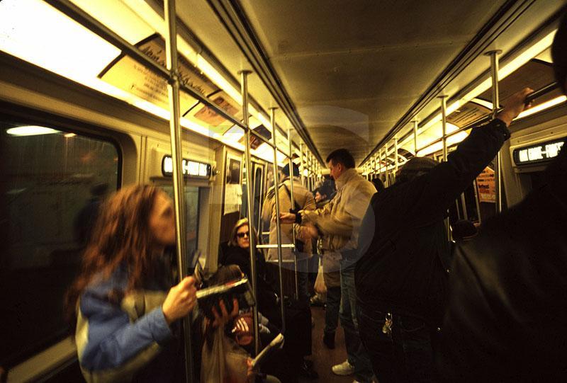 the t subway car interior. Black Bedroom Furniture Sets. Home Design Ideas