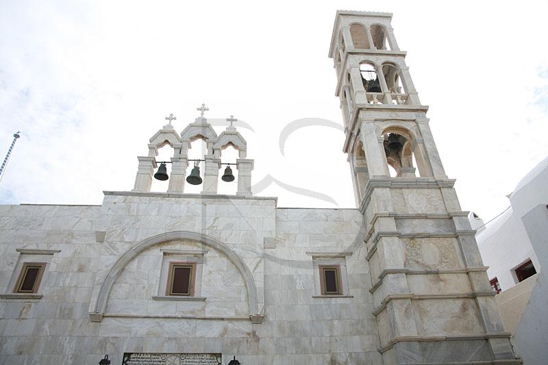 Monestary Of Panagia Tourliani 1