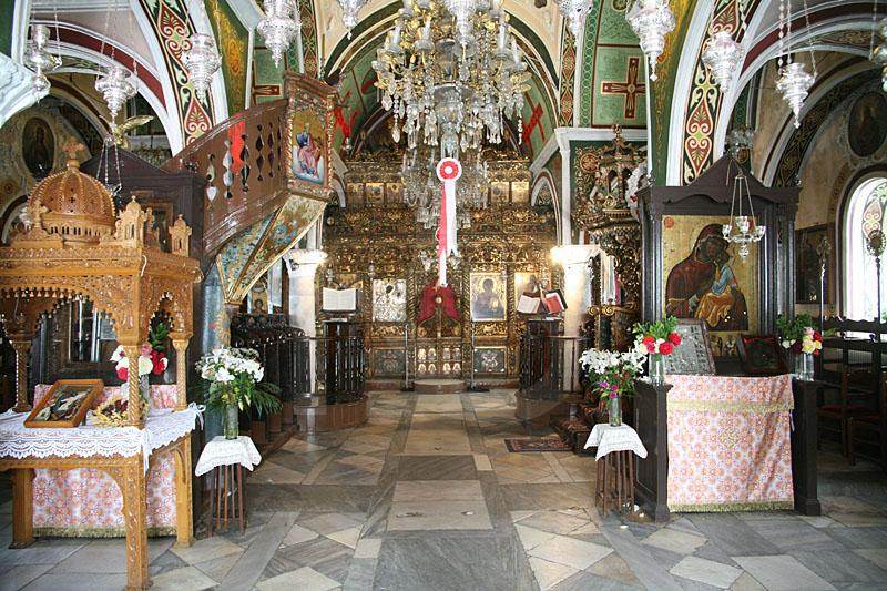 Monestary Of Panagia Tourliani 4