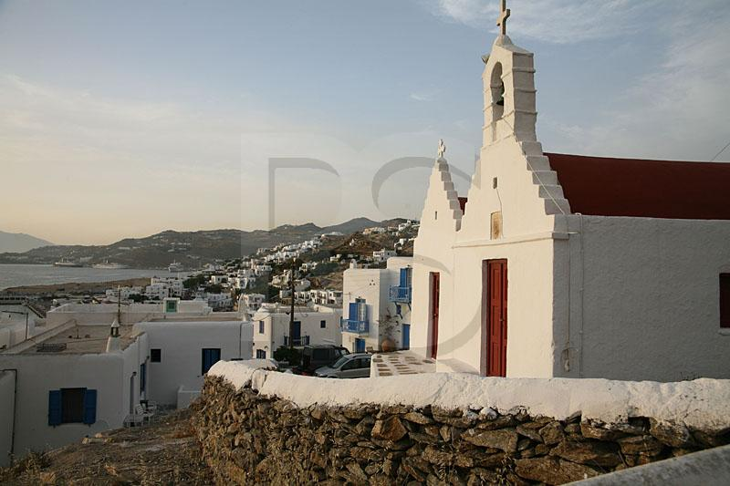 Mykonos Church 3
