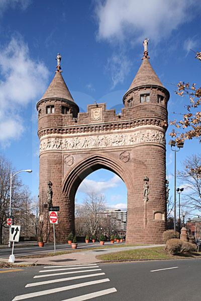 Soldiers and sailors memorial arch 2 for Architecture keywords