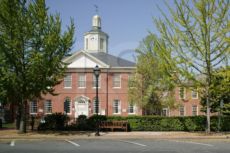 Talbot County Courthouse 2