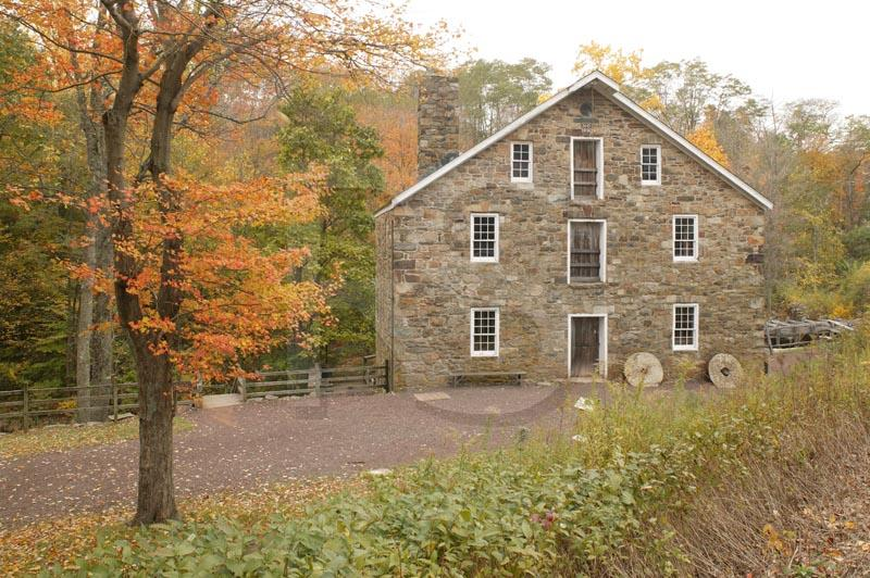 Cooper Mill, In Autumn