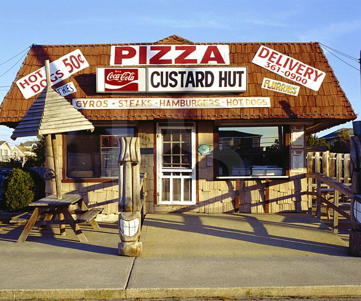Custard Hut & Pizza