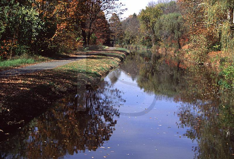 Delaware and Raritan Canal, Washington Crossing State Park