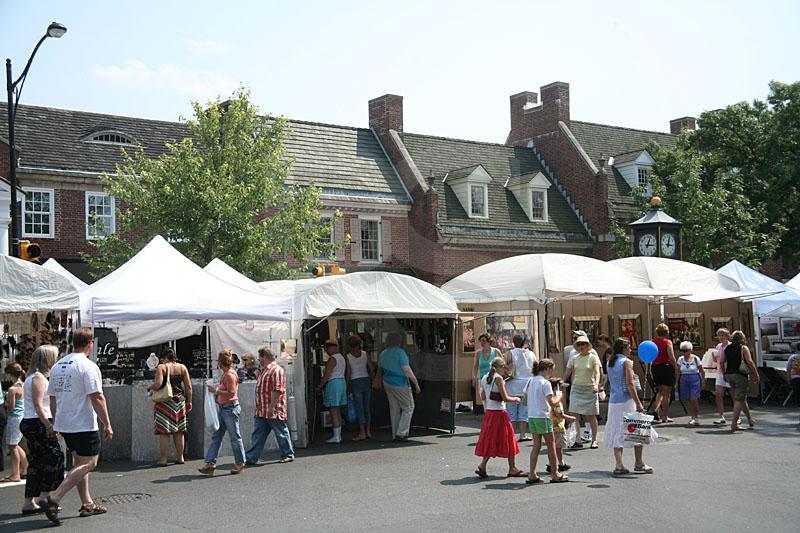 Haddonfield Crafts And Fine Arts Festival 1
