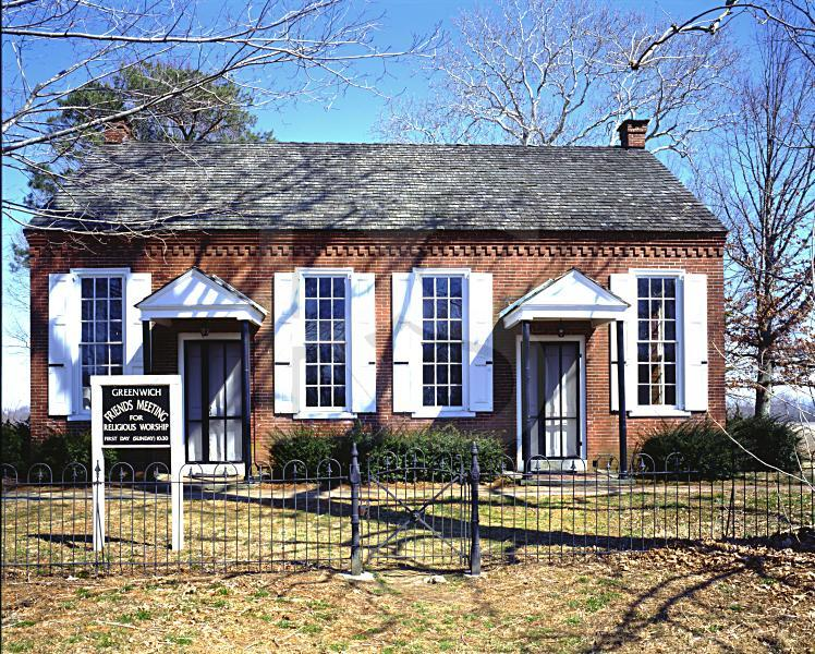 Greenwich Hicksite Friends Meetinghouse
