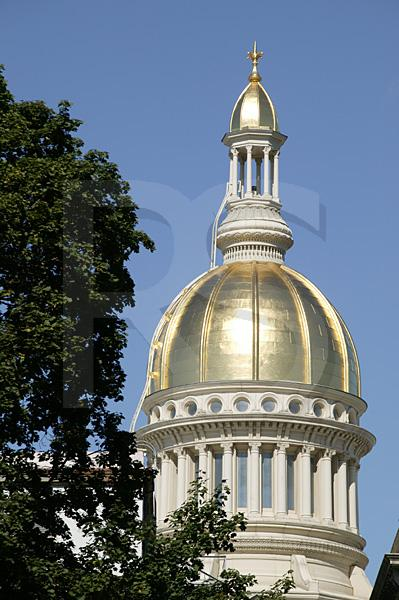 New Jersey State Capitol Dome