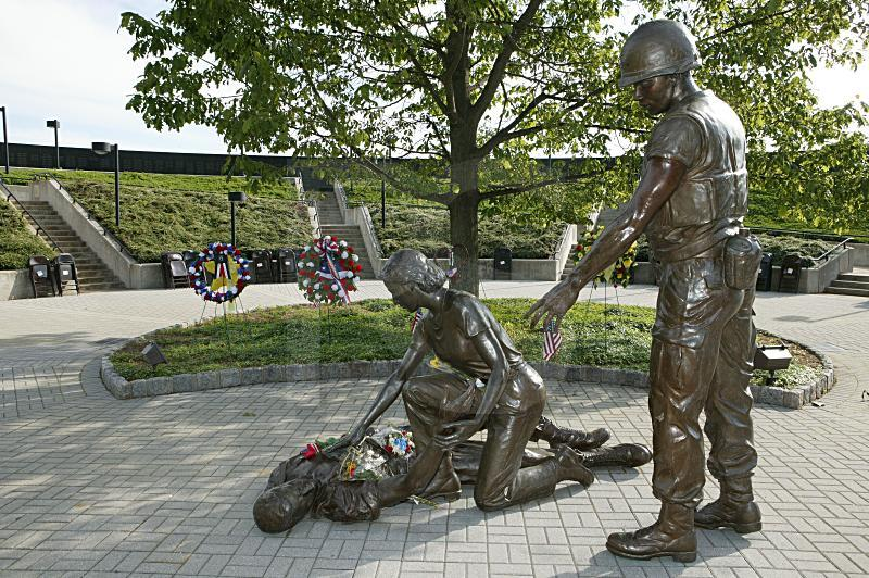 New Jersey Vietnam Veterans' Memorial