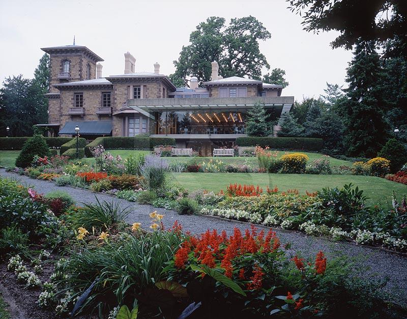 Prospect House And Gardens, Princeton University