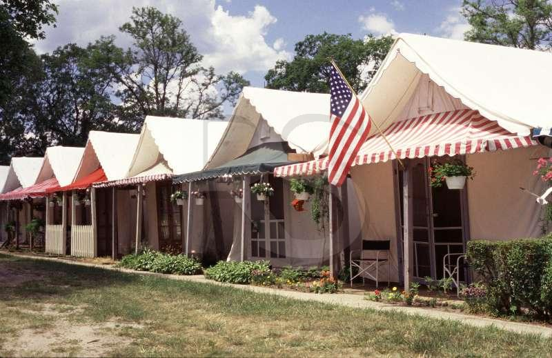Tent Homes Ocean Grove