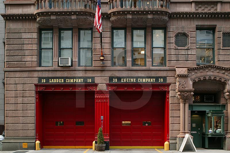 16 Ladder Company, 39 Engine Company