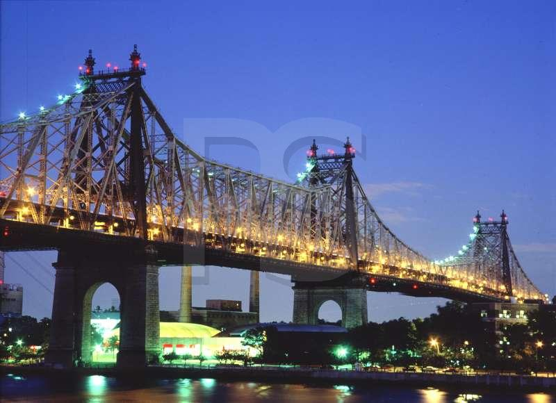 Queensboro Bridge, 59th Street