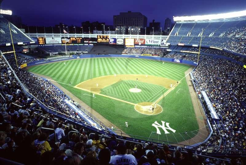 Yankee Stadium, Interior