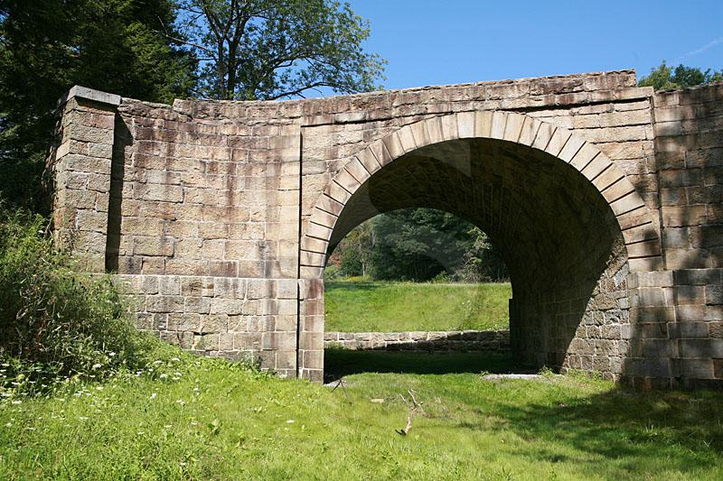 Skew Arch Bridge