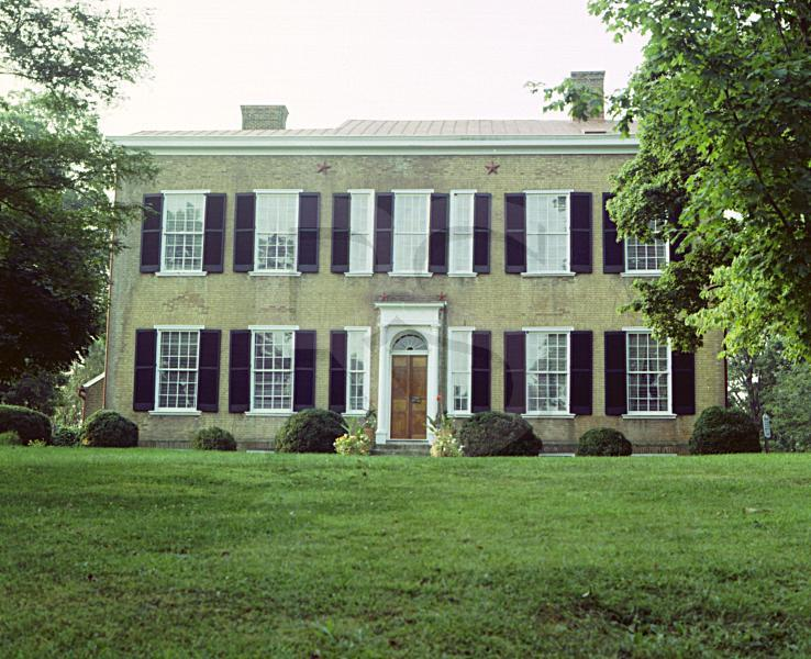 Federal Hill Mansion, My Old Kentucky Home State Park