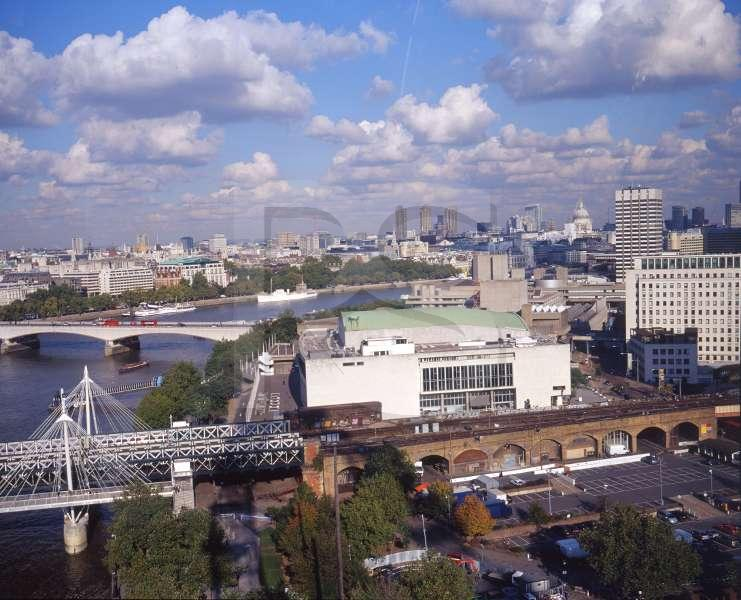 London Eye, View From #2