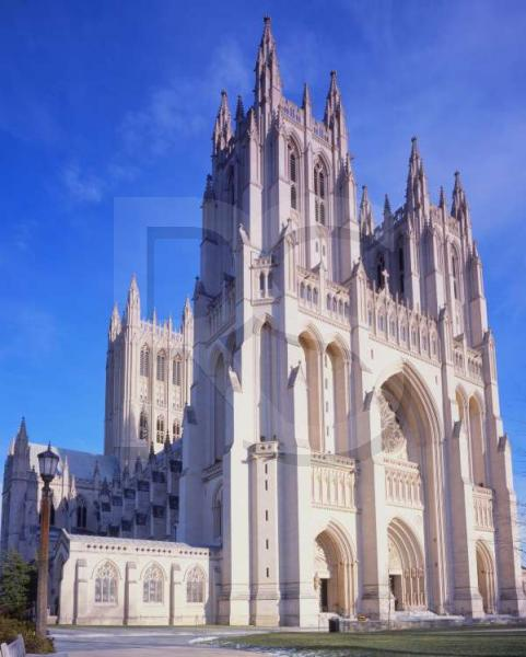 National Cathedral, Exterior