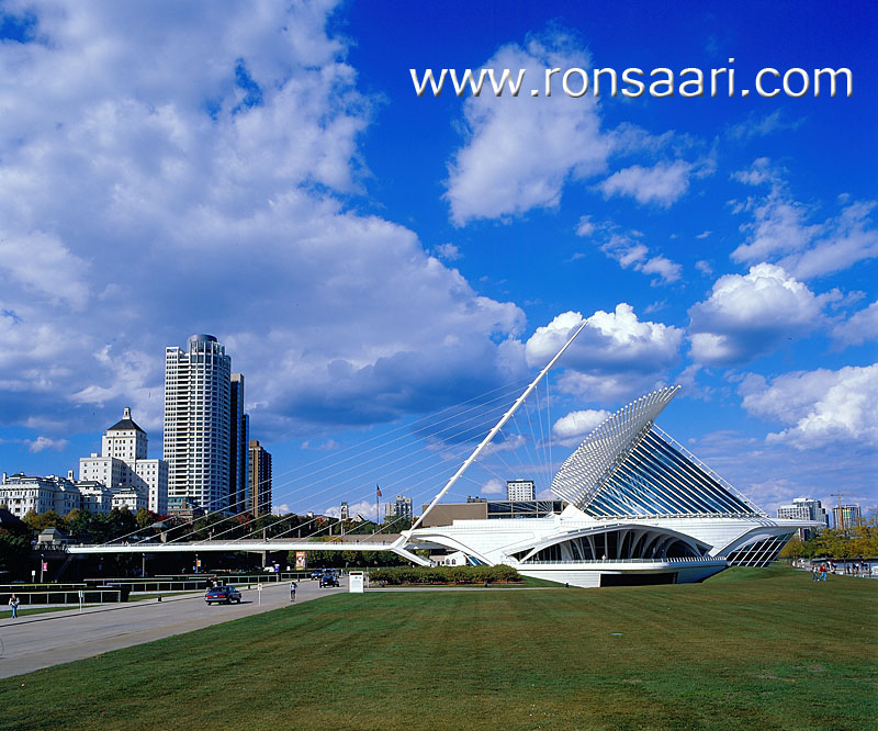 Milwaukee Art Museum, Quadracci Pavilion